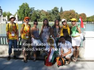 Madrid, 2011.Aug.16-21.